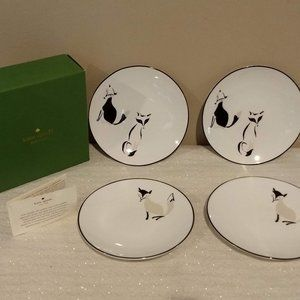 Kate Spade for Lenox Wickford Forest Drive plates